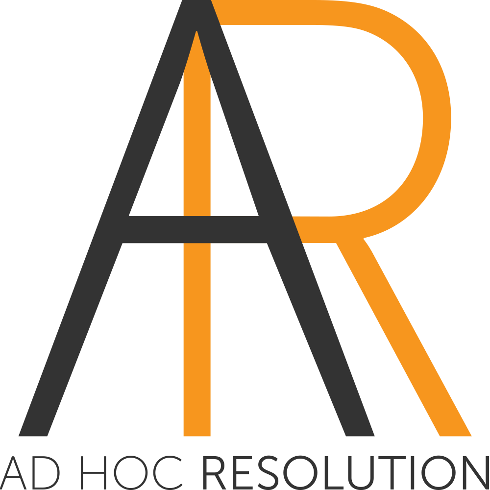 AD HOC RESOLUTION