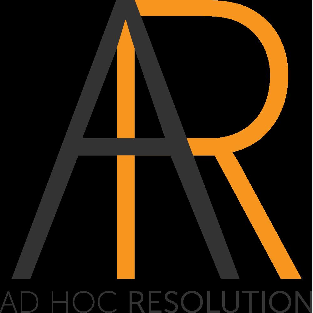 AD HOC RESOLUTION